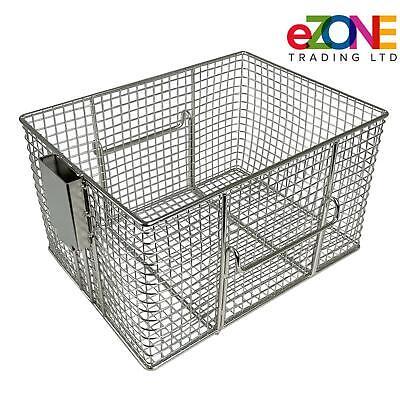 Henny Penny Frying Basket Gas Pressure Fryer Stainless Steel Open Style
