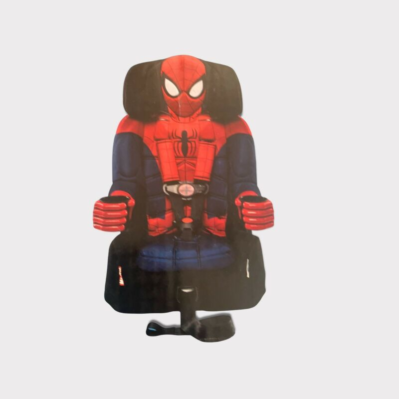 KidsEmbrace 2-in-1 Harness Booster And Car Seat, Marvel Spider-Man