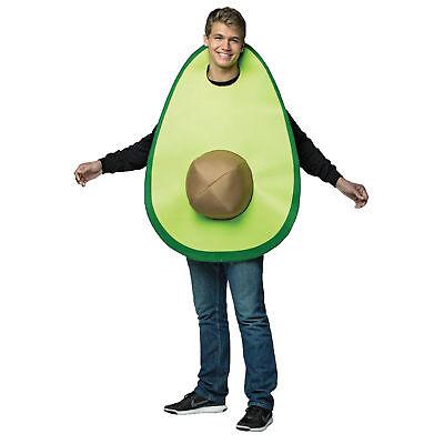 Rasta Imposta Costumes (Rasta Imposta Adult Avocado Costume - One)