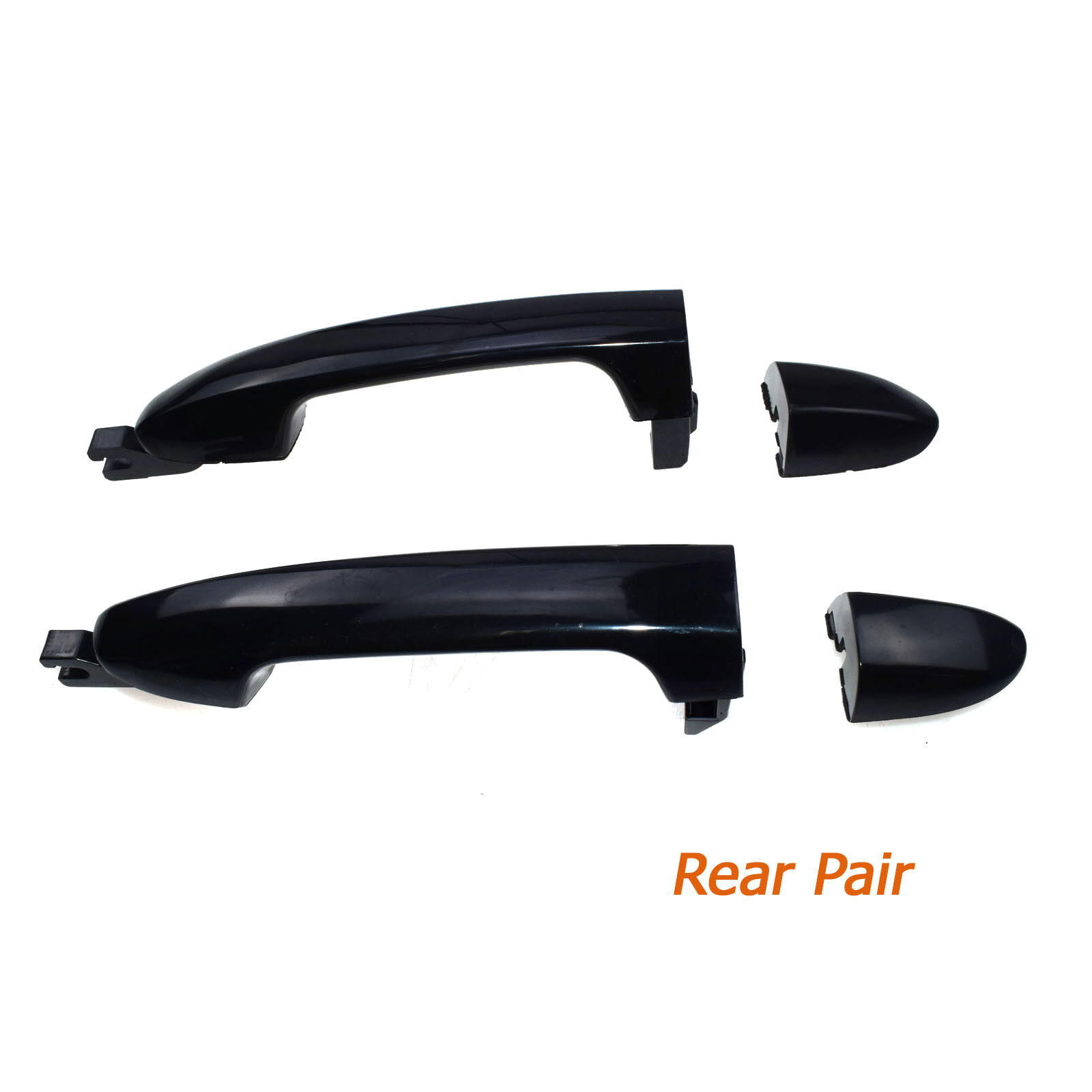 Rear Exterior Outside Door Handle Left Side Fit for Kia Spectra Spectra5 04-09
