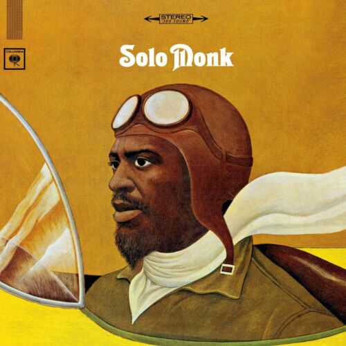 """Reproduction """"Thelonious Monk - Solo Monk"""" Poster, Jazz, Size: 16"""" x 16"""""""
