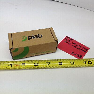 Piab Vacuum Pump Mini X10lanbr 1519-28