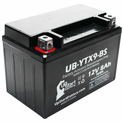 Battery for 1999 - 2012 Honda TRX400X, EX, Fourtrax, Sportrax 400CC