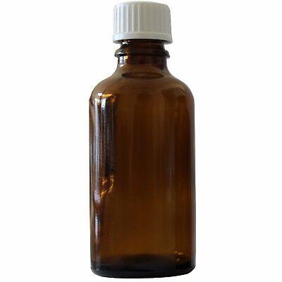 Apotheker Braunglas (25 Apothekerflasche m Verschluss braun Glas Medizinflasche Tropfflasche Propolis)