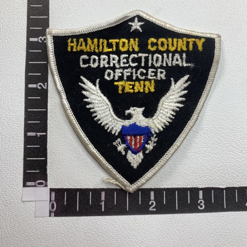 Tennessee Patch Hamilton County Correctional Officer C74I