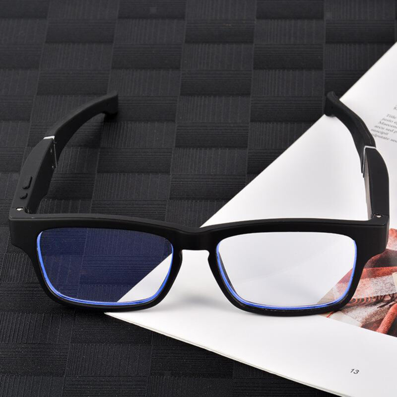 K3 Smart Glasses Wireless Stereo Music Audio Headset Anti-blue Light Eyeglasses