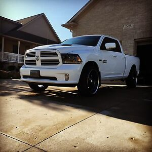 Loaded 2015 Dodge Ram sport