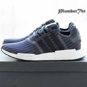 US 8.5 | US 11 Brand New Adidas NMD R1 Bedwin Grey Core Black Melbourne CBD Melbourne City Preview