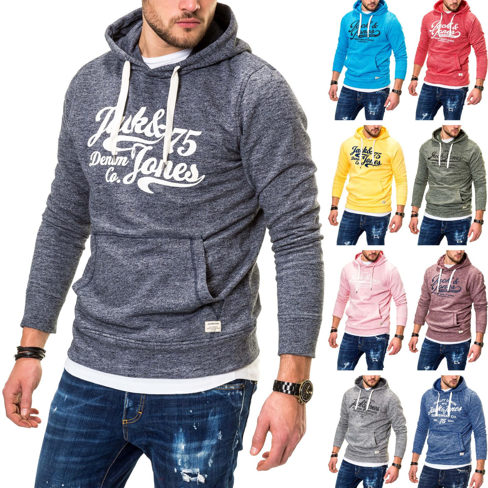 Slazenger Kapuzenpullover Hoodie Hoody Sport Sweater Herren NEU 2XL 4XL