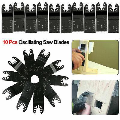 10 Saw Blade Oscillating Multi Tool Fein Bosch Dewalt Porter Cable Dremel Ridgid