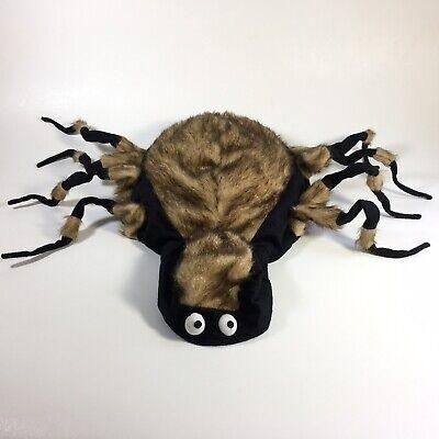 ula Fuzzy Spider Halloween Dog Pet Costume Size Medium (Fuzzy-spider)