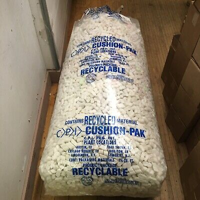 Giant Bag Of Packing Peanuts