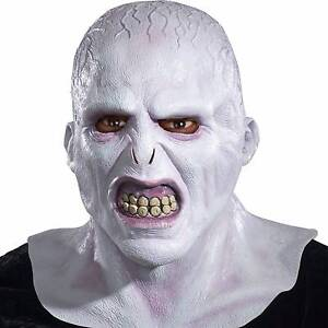 Voldemort Harry Potter Deluxe Collectors Halloween Costume Mask Concord Canada Bay Area Preview