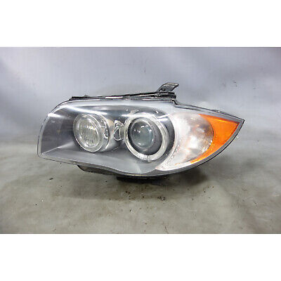 2008-2011 BMW E82 E88 1-Series Factory Left Front Xenon Adaptive Headlight OEM