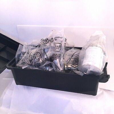 Edwards Ironworker 15-set new round tooling kit