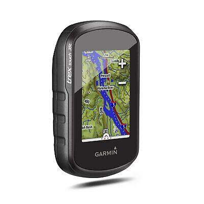 Garmin eTrex Handheld GPS Navigator, 35t (010-01325-13) (Certified Refurbished)