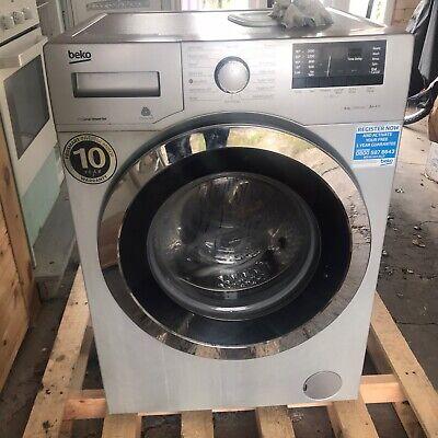 beko silver used washing machine