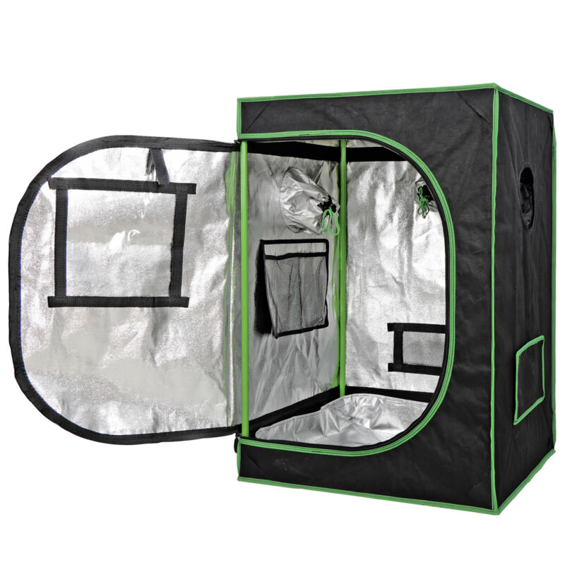 Horticulture Reflective Non Hydroponic Grow Tent Indoor Room with Window