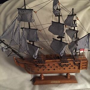 H.M.S Victory Display Model Ship