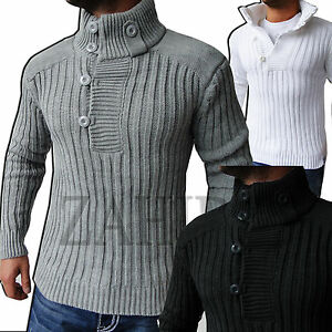 homme pull tricote chandail gilet norvegien tricot cardigan blanc neuf. Black Bedroom Furniture Sets. Home Design Ideas