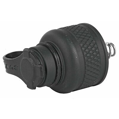 SureFire Scout Light Rear Replacement Tail Cap Assembly BLACK UE-BK IN STOCK!!!
