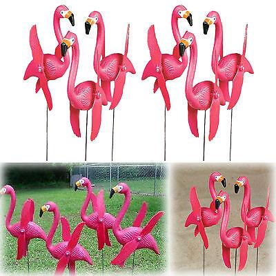 Flamingo Yard Decor Outdoor Ornament Lot Lawn Mini Pink Bird Garden Decorations](Flamingo Outdoor Decor)