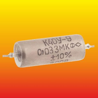 0.047uF 500V Audio PIO Capacitors K42Y-2 K42Y2 k40y-9 NOS.Lot of 10pcs.