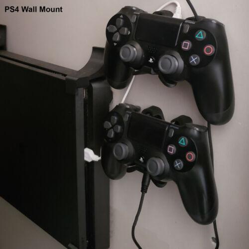 PS4 PlayStation Dualshock 4 Wall Mount - 2pcs