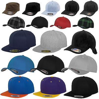 ★ Original FLEXFIT® Caps Basecap Baseball Cap Premium Series SOW ★