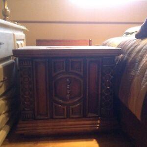 Chambre à coucher à vendre. Antique en chêne