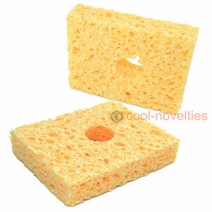REPLACEMENT-WELLER-SOLDER-STATION-SPONGE-PACK-OF-2-P-N-0052241999