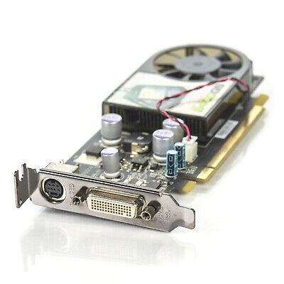 XFX GeForce 8400GS 256MB GDDR2 PCIeX16 64-bit Low Profile Video Card PVT86SWML4 comprar usado  Enviando para Brazil