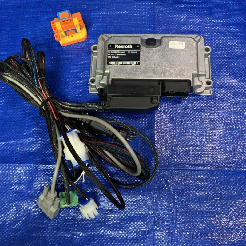 Rexroth Bosch Group RC2-2/21 Bodas RC Controller with Mounted Mating Connector,