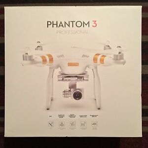 Phantoms 3 pro& drone bag& extra battery