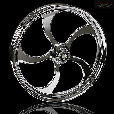 "Kawasaki ZX-14R Custom Chrome Wheels, ""The Maze"" by FTD Customs, ZX-14R wheels"