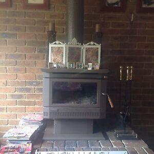 Coonarra wood heater Frankston Frankston Area Preview