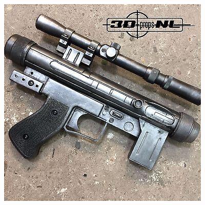 SE-14R Blaster Pistol - DIY kit Deathtrooper