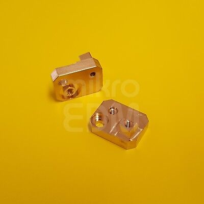 Charmilles Wire Edm Contact Support Lower Head 200434002 434.002