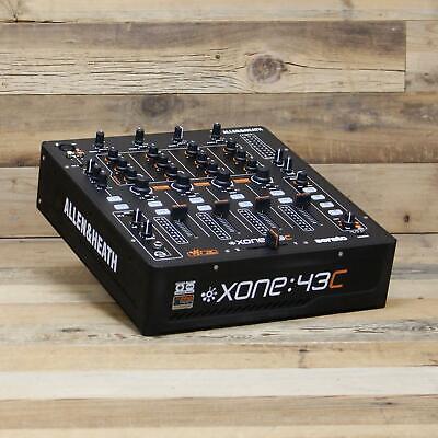 B-Stock/Used Allen & Heath Xone:43 4+1 Channel Analogue DJ Mixer with Soundcard
