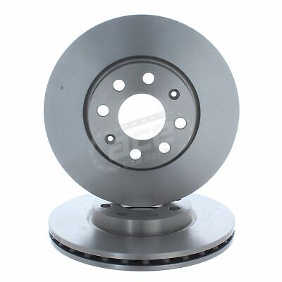 Vauxhall Corsa D Hatchback 2006-2011 1.0 1.2 1.3 1.4 Front Vented Brake Discs