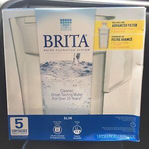 Brand new brita slim