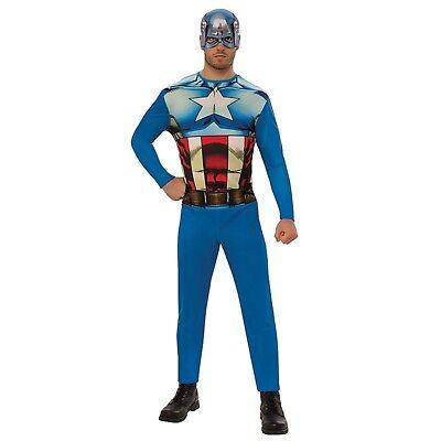 - Captain America Kostüm Kostenloser Versand