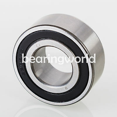 5303 2rs Double Row Sealed Angular Contact Bearing 17 X 47 X 22.2mm