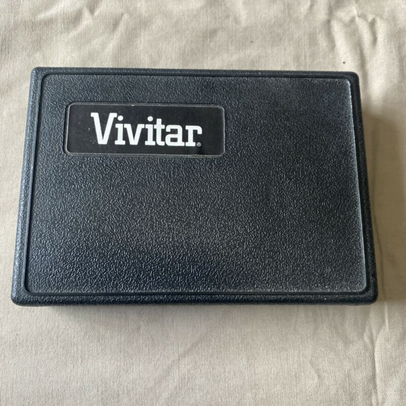 Vivitar Camera Cleaning Kit Vintage