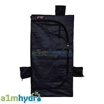 Trojan TS08 Silver 80 X 80 X 160 Dark Grow Room Mylar Tent Hydroponics