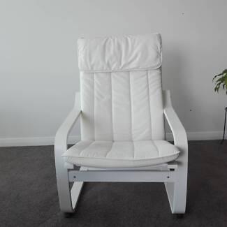 Armchair from Ikea (Pöang)