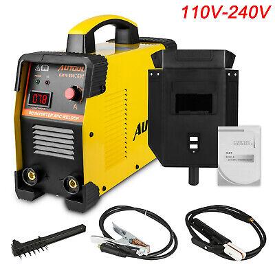 Autool 160a Arc Inverter Welder Igbt Mma Diy Portable Electric Welding Machine