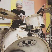 Experienced Drummer Looking