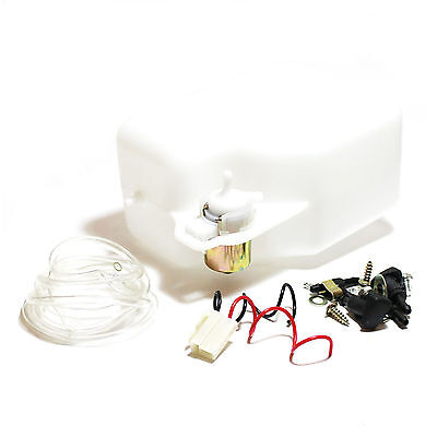 ACP Universal Windscreen Window Screen Washer Bottle and Pump Kit Trade Price
