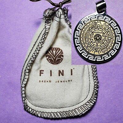 Fini Jewelry Dream Catcher Pendant - Comes with -